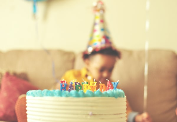 8 tips to help you organise an unforgettable birthday party at home